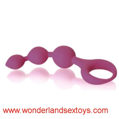 Silicone Anal beads Anal Butt plug Balls Gay adult sex toys for man and women sex products