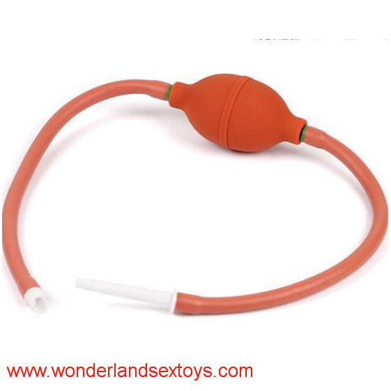 Unisex Anal Sex Toy Enema Clyster For Bondage Anal Douche Cleansing, Hygiene Irrigation Enema for Adult Gay Sex