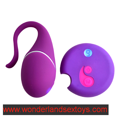 LED display Wireless silicone Vibrators sex toy for Women