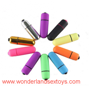 Mini Bullet Vibrator Vibrating Egg and Bullet Wireless Portable Vibrator