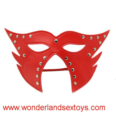 Sexy cat leather Fetish Mask Flirt Sex Love Adult games Erotic Products BDSM Masks Sex Toys for Couples Sexy Lingerie