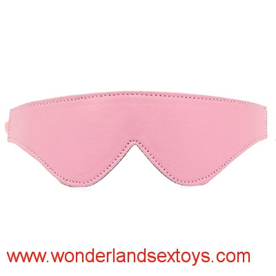 Adult Games Soft PU Leather Eye Mask  Flirting Supplies For Couple Sex Fetish Toys Blindfold For women