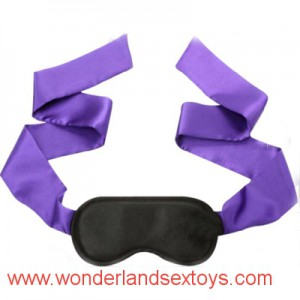 Cotton Eye Mask Flirting Supplies For Couple Sex Fetish Toys Blindfold for female