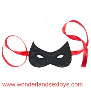 Sexy Cat Eye Mask Flirting Supplies For Couple Sex Fetish Toys Blindfold for female