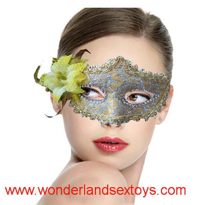 PVC Mask Cutout Eye Mask for Masquerade Party