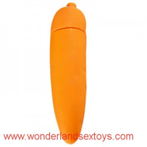 Vibrating vegetable Carrot Vibrators for Women,Female Masturbation