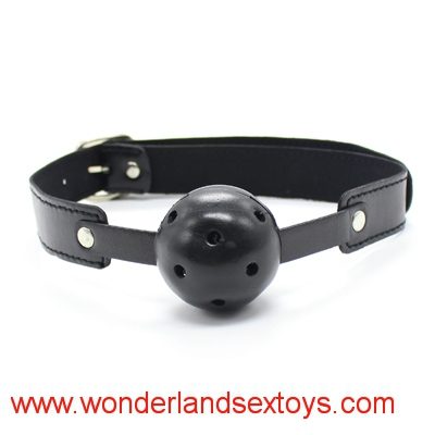 Bondage ball gag,adult sex restraints mouth gag,sex slave mouth plug,ball gag for adult game erotic sex toys