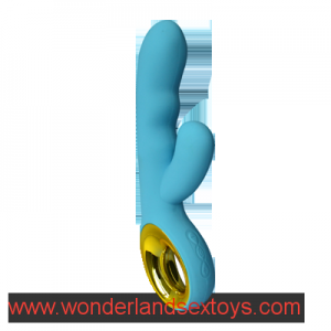 USB rechargeable,double motors silicone vibrator,sex toys for ladies