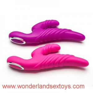Silicone  Rotation Vibrators,Waterproof Sexy Vibrating Vibe,Sex Toys